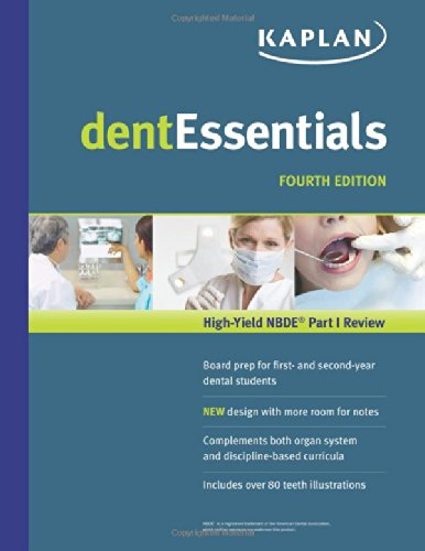 dentEssentials: High-Yield NBDE Part I Review: Board Prep for First- and Second-Year Dental Students