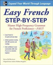 Easy French Step-by-Step 1st (first) edition