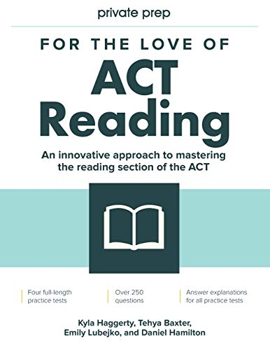 For the Love of ACT Reading