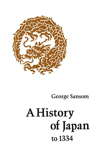 A History of Japan to 1334