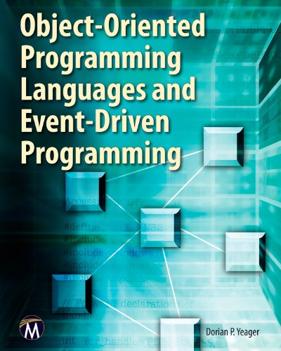 Object Oriented Programming Languages and Event-Driven Programming