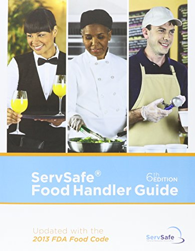ServSafe Food Handler Guide, Update-10 Pack