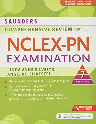 Saunders Comprehensive Review for the NCLEX-PN (Saunders Comprehensive Review for Nclex-Pn)