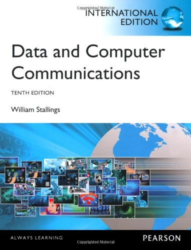 Data and Computer Communications by William Stallings (2013-12-18)