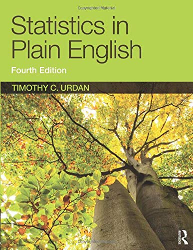 Statistics in Plain English