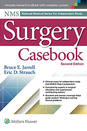 NMS Surgery Casebook (National Medical Series for Independent Study)