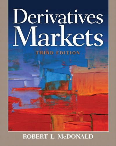 Derivatives Markets (Myfinancelab)