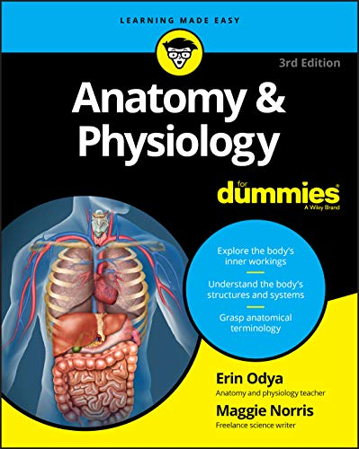 Anatomy & Physiology For Dummies (For Dummies (Math & Science)) (For Dummies (Lifestyle))