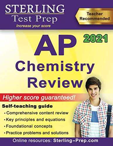 Sterling Test Prep AP Chemistry Review: Complete Content Review