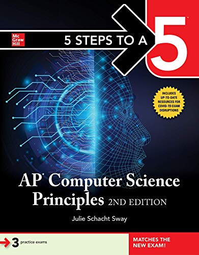 5 Steps to a 5: AP Computer Science Principles, 2nd Edition