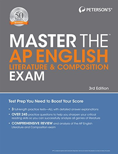 Master the AP English Literature & Composition Exam
