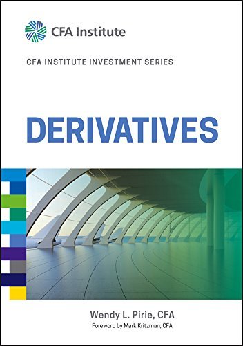 Derivatives (CFA Institute Investment Series)