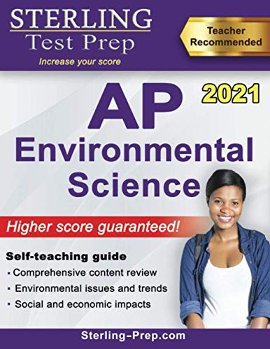 Sterling Test Prep AP Environmental Science: Complete Content Review for AP Exam