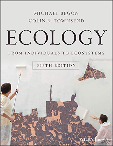 Ecology: From Individuals to Ecosystems
