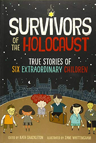 Survivors of the Holocaust: (A Graphic Novel)