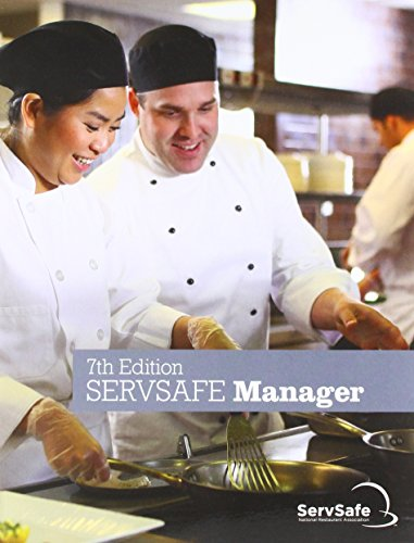 ServSafe ManagerBook Standalone (7th Edition)