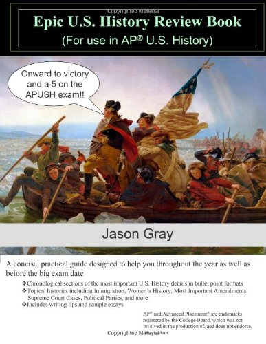 Epic U.S. History Review Book