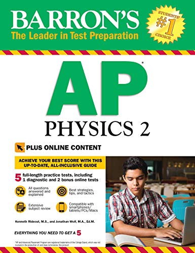 The 6 Best AP Physics 2 Review Books [Updated for 2019]