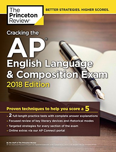 The 6 Best AP English Language Review Books [Updated for 2019]