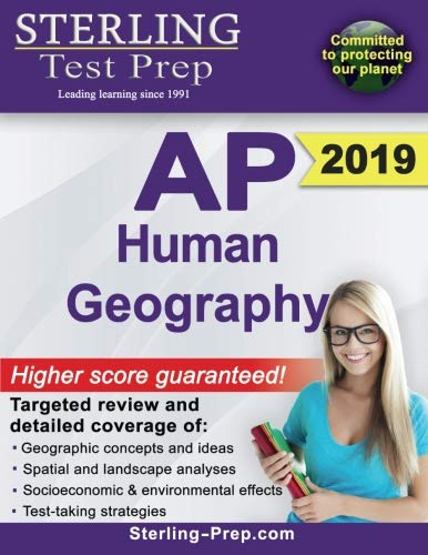The 6 Best AP Human Geography Review Books [Updated for 2019]