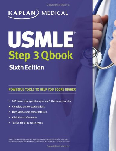 The 5 Best USMLE Step 3 Review Books [Updated for 2019]