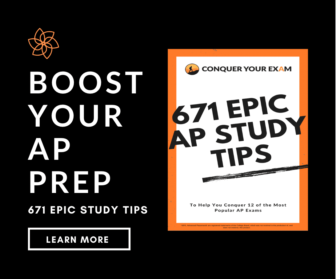 671 Epic AP Study Tips