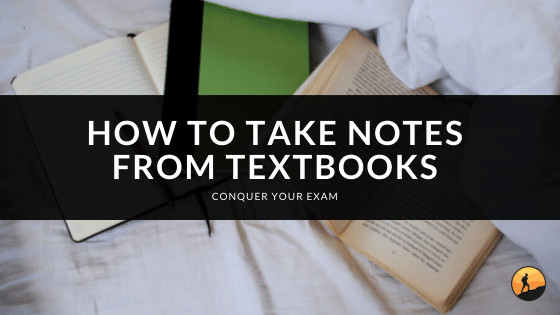 How to Take Notes from Textbooks