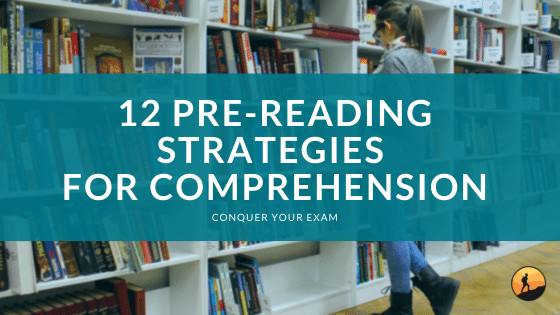 12 Pre-Reading Strategies for Comprehension