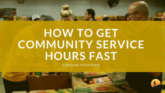 How to Get Community Service Hours Fast