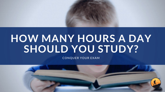 How Many Hours a Day Should You Study?