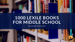1000 Lexile Books for Middle School